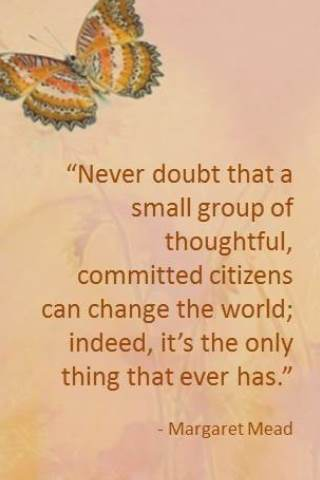 Quote Margaret Mead